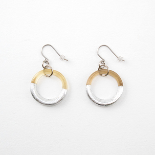 BESPOKE  CIRCLE EARRING