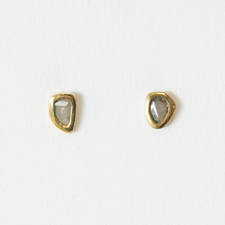 DIAMOND SLICE ピアス