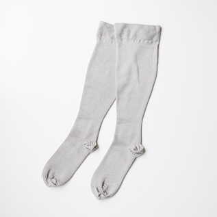 TRAVEL SOCKS FOR NIGHTS GRAY
