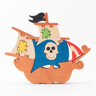 FAUNA Pirate Ship