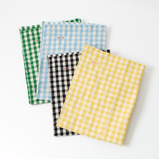 GINGHAM CHECK  KITCHEN CLOTH