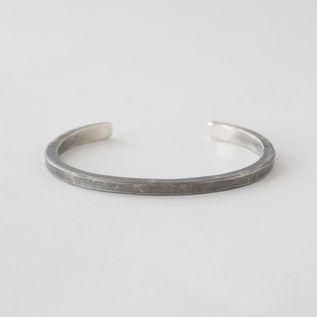 UNISEX BANGLE STUDEBAKER CLASSIC CUFF WORK PATINA