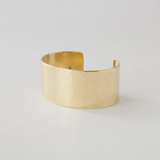 LADIES バングル STUDEBAKER BROAD CUFF 1INCH  POLISHED
