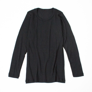 WOOL SILK LONG SLEEVE TSHITS