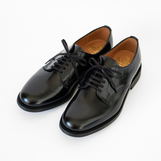 OFFICER SHOE 1831 BLACK