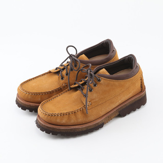 RANGER MOC CREPE VIBRAM SOLE SHOES SUEDE