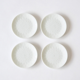SMALL PLATES SET OF 4