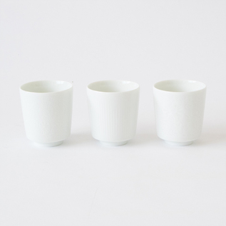 GLASS SET OF 3