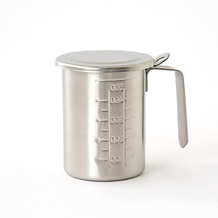 JAPAN DELIVERY ONLY STAINLESS OIL POT