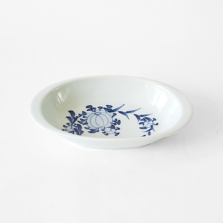 8.2 inch oval plate