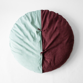 Senbei cushion