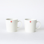 Teema mug pair set white