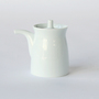 G-type soy sauce container white
