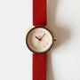 ALBA リキ腕時計 AKQK427 ピンク