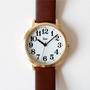 ALBA リキ腕時計 AKPK404 ブラウン