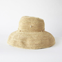 STRAW HAT PROVENCE12 Natural