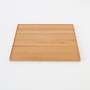 Azumaya Tray Orishiki walnut oil finish
