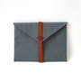 Clutch bag laptop case