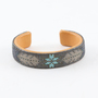 BEADED BANGLE NARROW