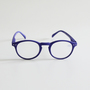 READING GLASSES A NAVY BLUE