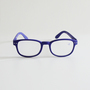 READING GLASSES B NAVY BLUE