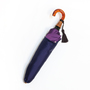 Koshu woven folding umbrella Kasane Navy-Purple