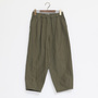 C L BACKSATIN PANTS KHAKI