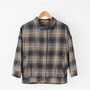 CHECK SHIRTS BLOUSON