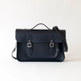 Satchel bag 14.5 Navy