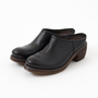 SABO SANDALS TEXAS 50 LEATHER BLACK