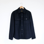 Men 24oz C.P.O. shirt jacket NAVY