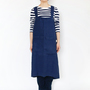 リネンエプロン Pinafore apron Colors