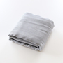 MIKAWA COTTON GAUZE THROW SINGLE