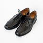 MILITARY DERBY SHOE 1830 Black