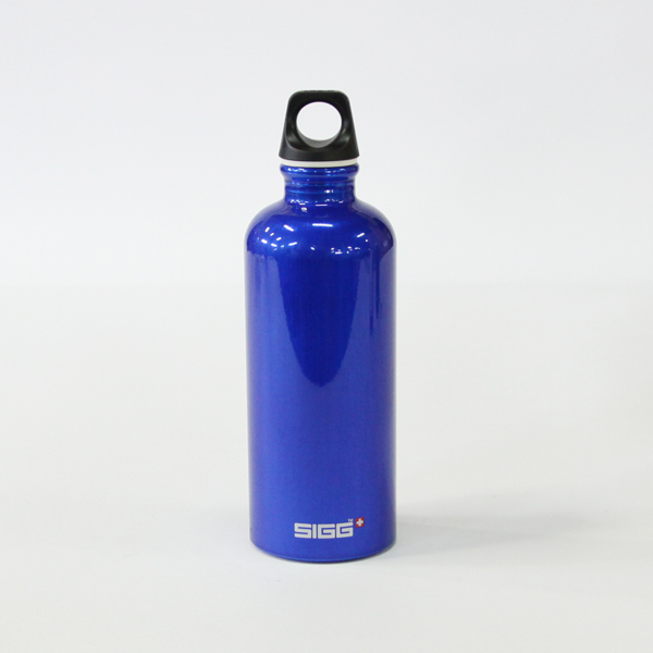 SIGG Bottle Traveler 0.6L dark blue
