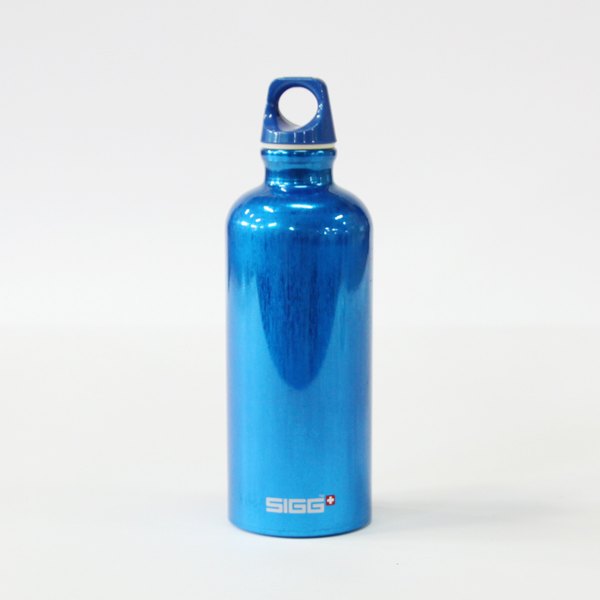 SIGG Bottle Traveler 0.6L Blue