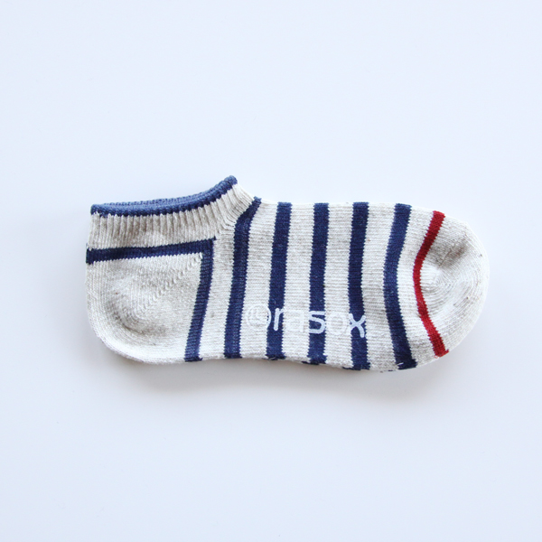 Women Cotton Border Row Socks