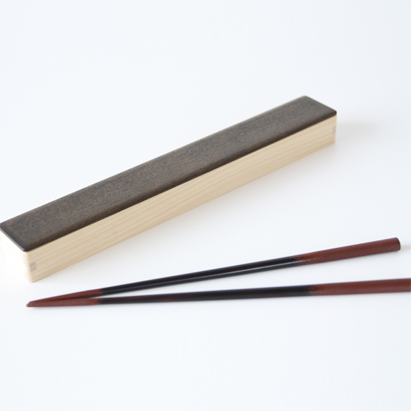 Chopsticks and chopsticks holder set
