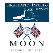Abraham Moon & Sons(アブラハムムーン&サンズ)・ Highland Tweeds