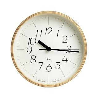 Riki clock 0312