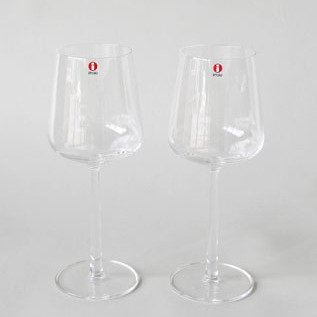 ESSENCE レッドワイングラスペアセット