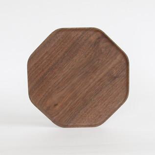 Kakudo Wooden Plate