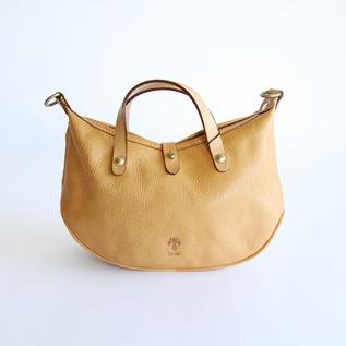 2WAY bag mini Natural