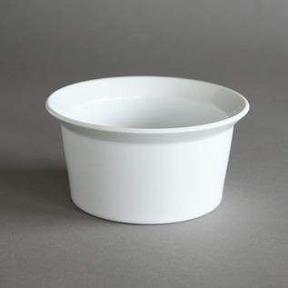TY round bowl White