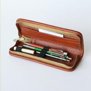 17cmまでのペン4本収納可能