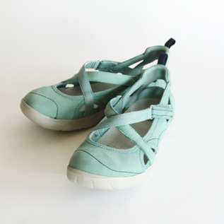 Kalso earth shoe ペンシャント ティール