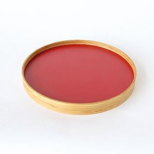 ONE(ワン) 赤色 丸(S)