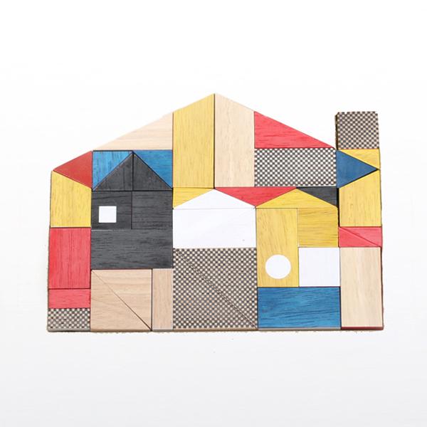 BUILDING BLOCK BLOCKHAUS