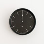 Riki steel clock without numbers