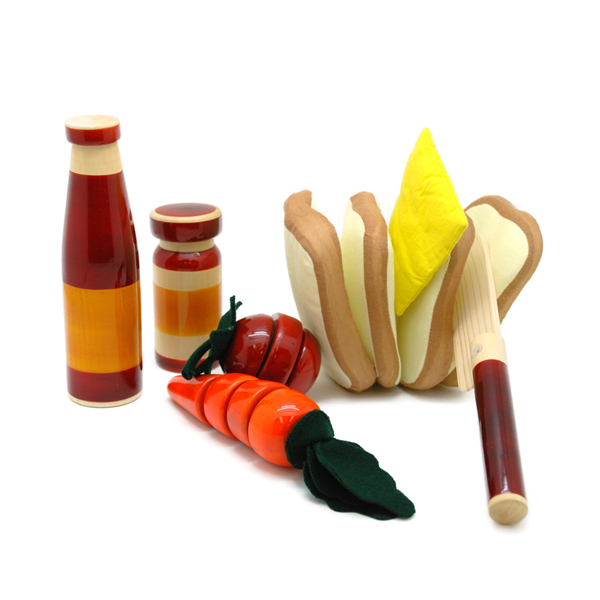 Wooden Toy PICNIC